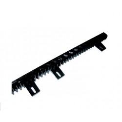 Crémaillère nylon 22 x 22 mm